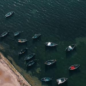 Pescatori a Porto Botte