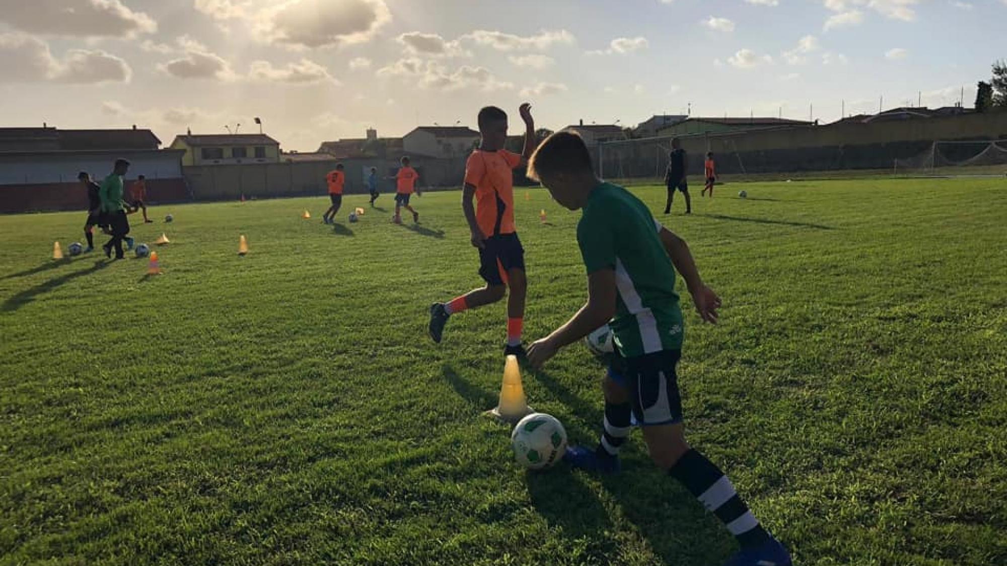 Scuola calcio Fermassenti