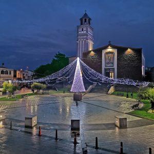 Natale Piazza 4 Novembre San Giovanni Suergiu