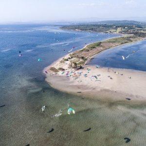 Kitesurf-Punte-Trettu-San-Giovanni-Suergiu