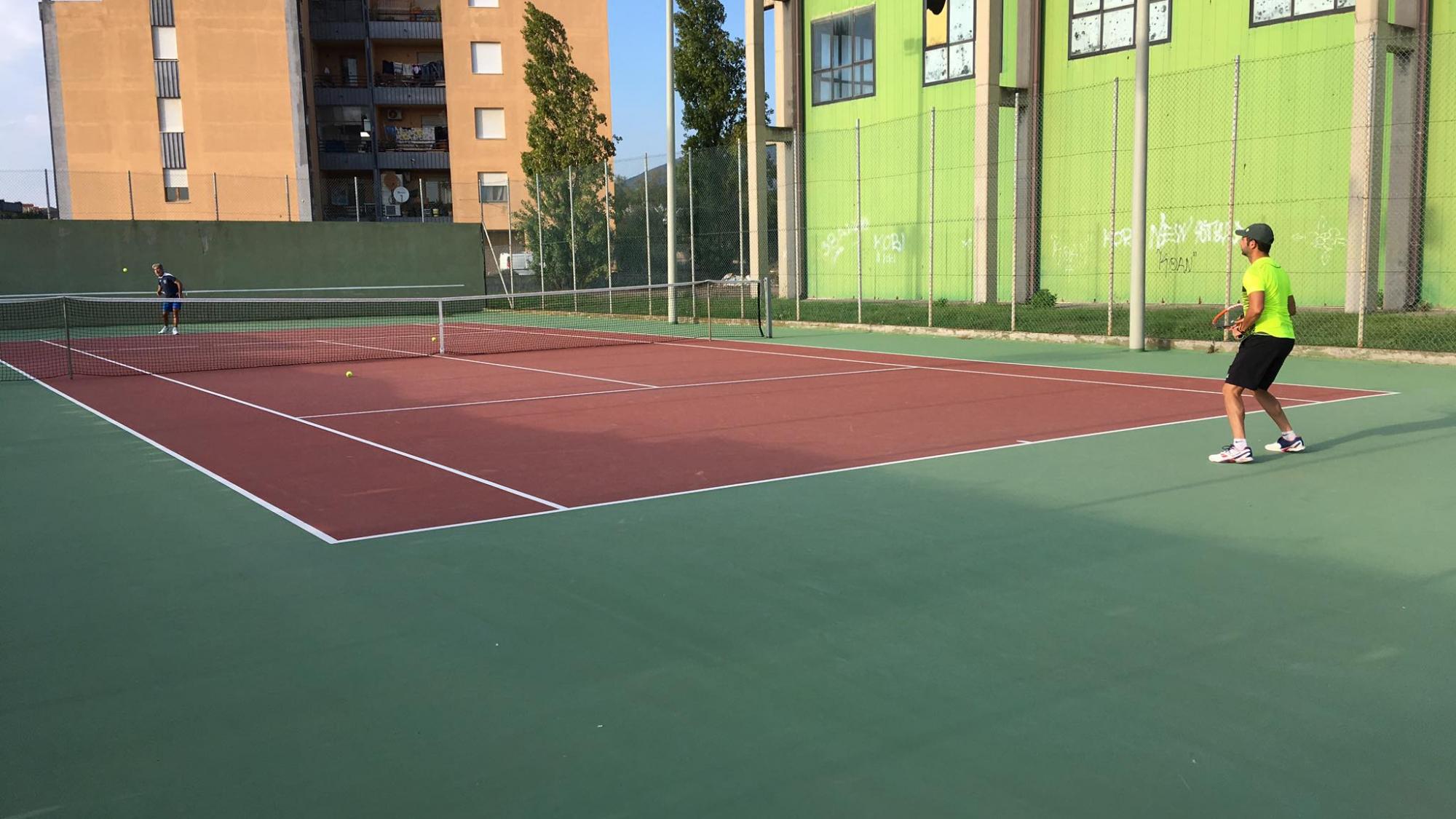 San Giovanni Suergiu - asd tennis club