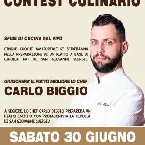Contest Culinario Carlo biggio