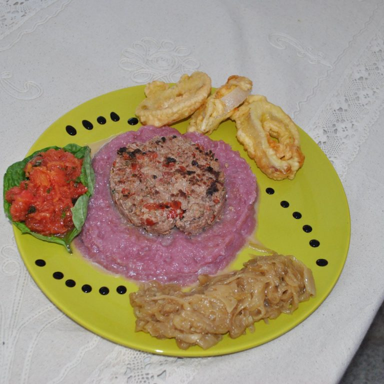 Contest culinario San Giovanni Suergiu