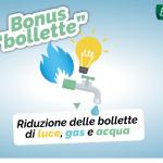 Bonus, Gas, Luce e Acqua : automatici dal 2021.