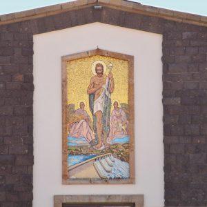 Mosaico chiesa San Giovanni