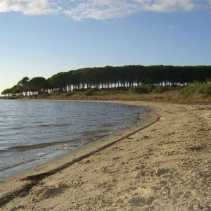 Spiaggia Corongiualis