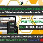 BIBLIOTECA – NUOVO SERVIZIO DI PRESTITO DIGITALE
