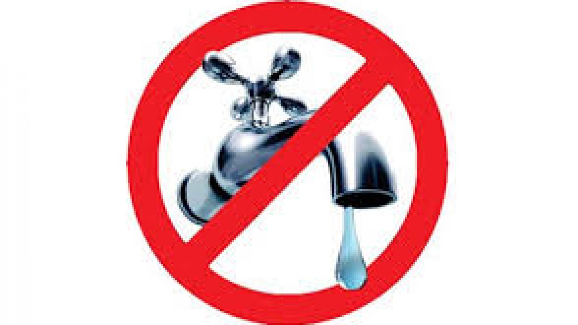 non potabilità acqua