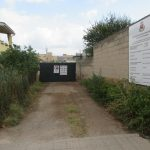 """Lavori di riqualificazione e realizzazione parcheggio area """"ex Serafini""""."""