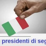AVVISO: Aggiornamento albo dei presidenti di seggio elettorale.