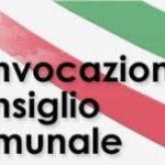 AVVISO: Convocazione prima seduta di Consiglio Comunale.