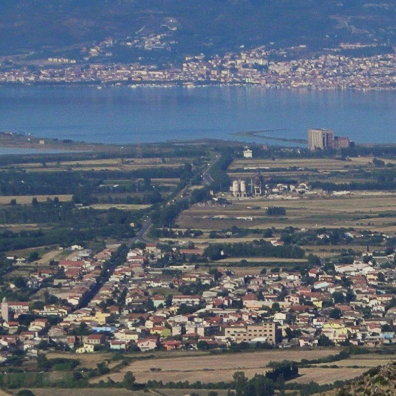 San_Giovanni_Suergiu - Panoramica